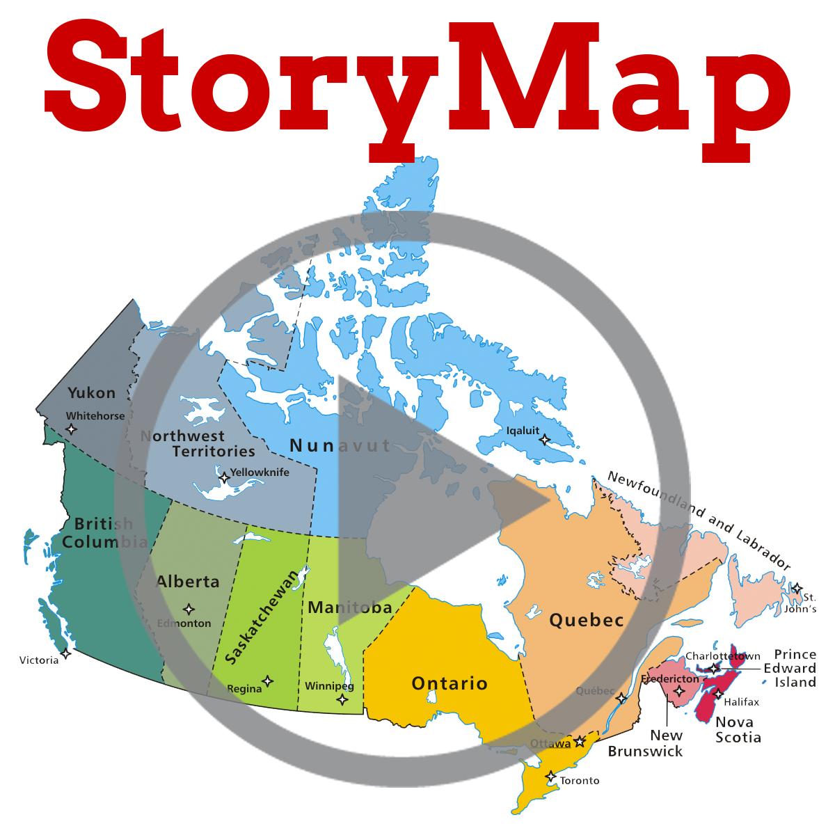 Storymap Podcast