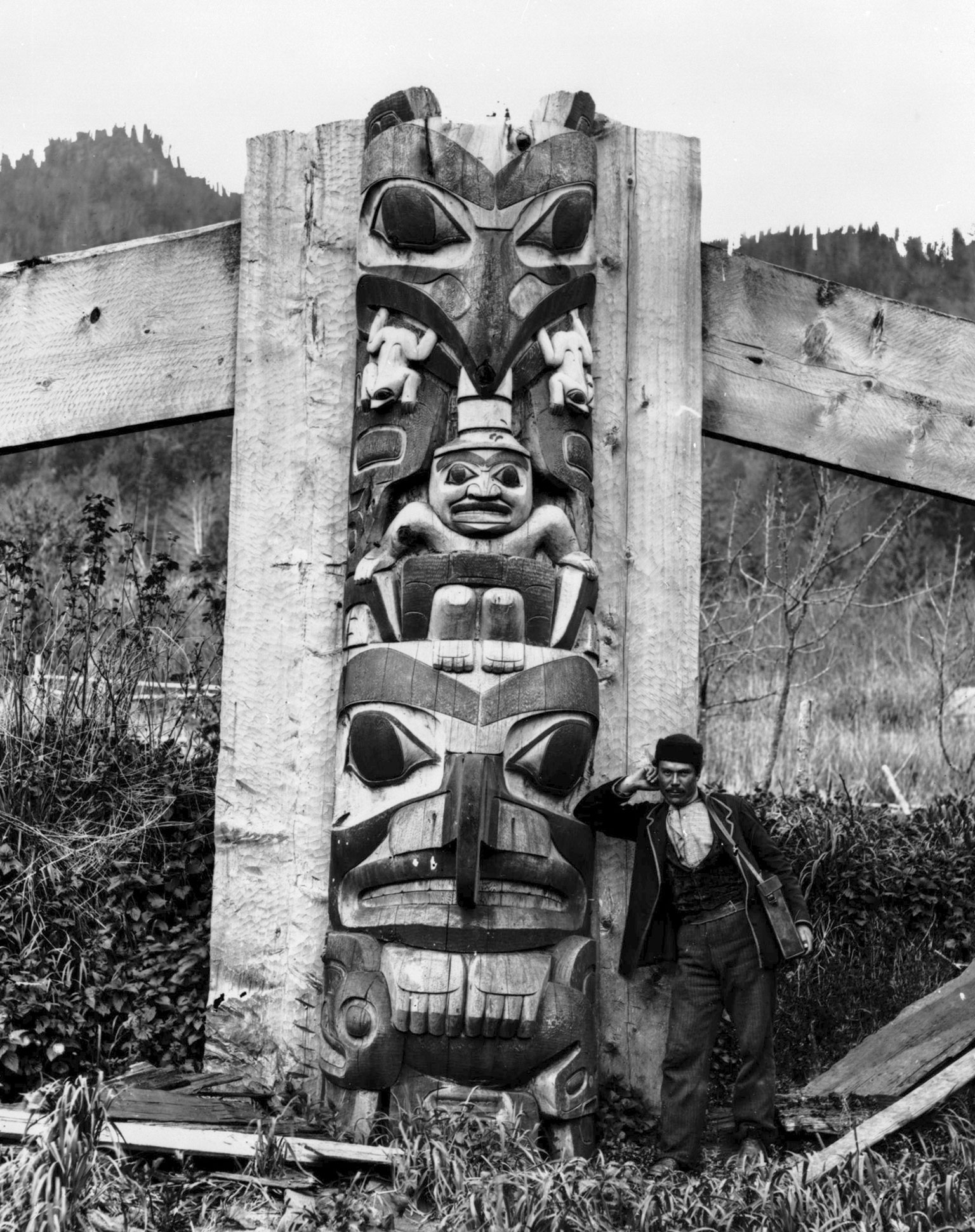 Image courtesy of the Royal BC Museum and Archives