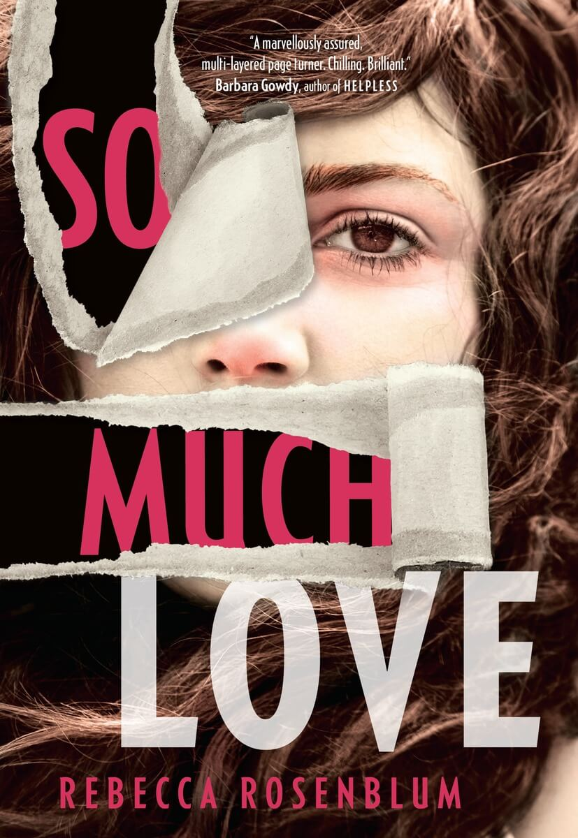 Book jacket for So Much Love