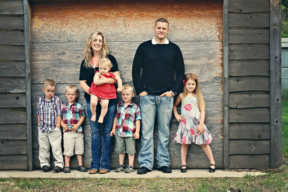 The Frigon family