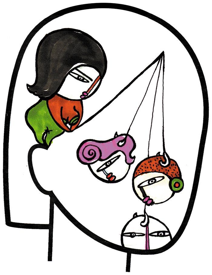 Illustration by Kwag Hyo Jun