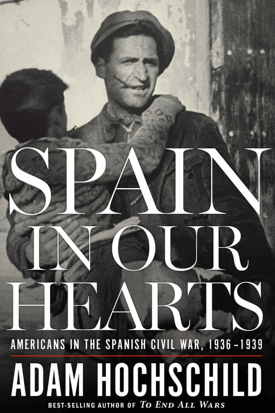 Cover of Spain in our Hearts