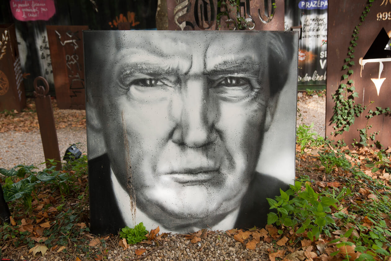 Making Art in the Face of Trump