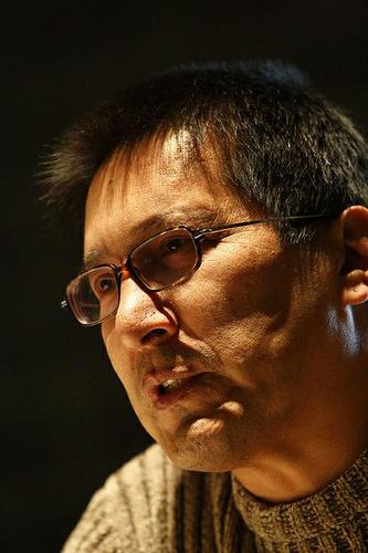 Photograph of Richard Wagamese