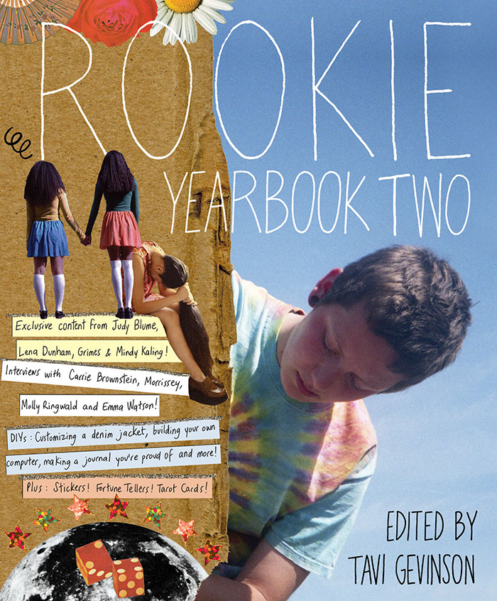Rookie Yearbook Two cover art
