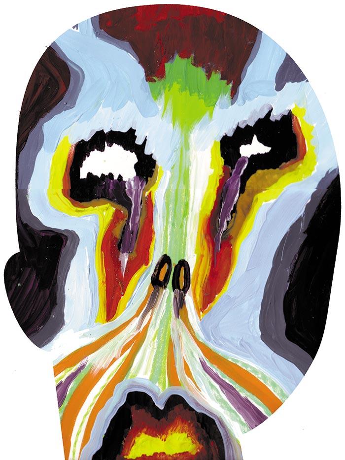 Illustration by Tyler Clark Burke
