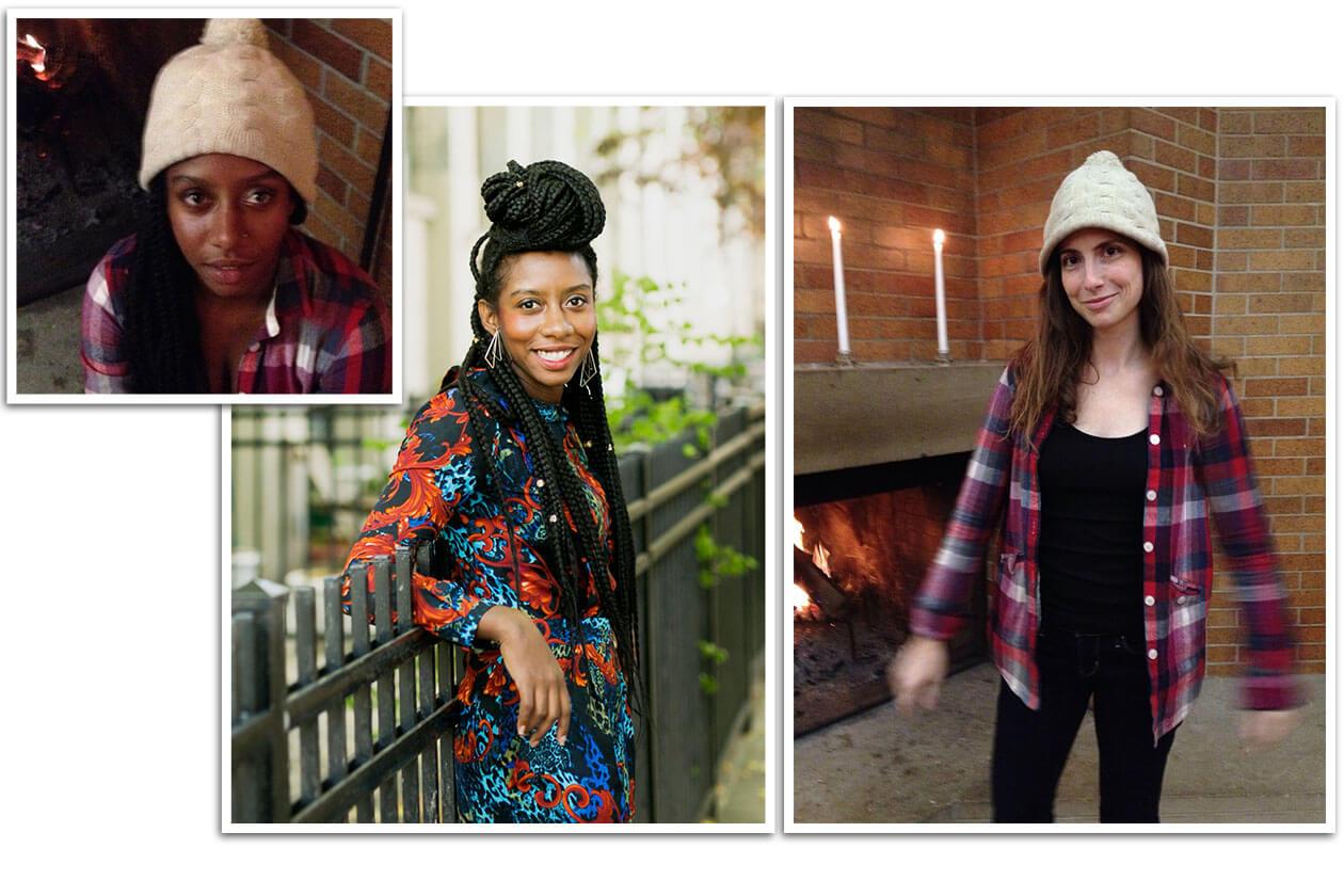 Photography by Jessica Burshell; Amena Assaily; Hadiya Roderique.