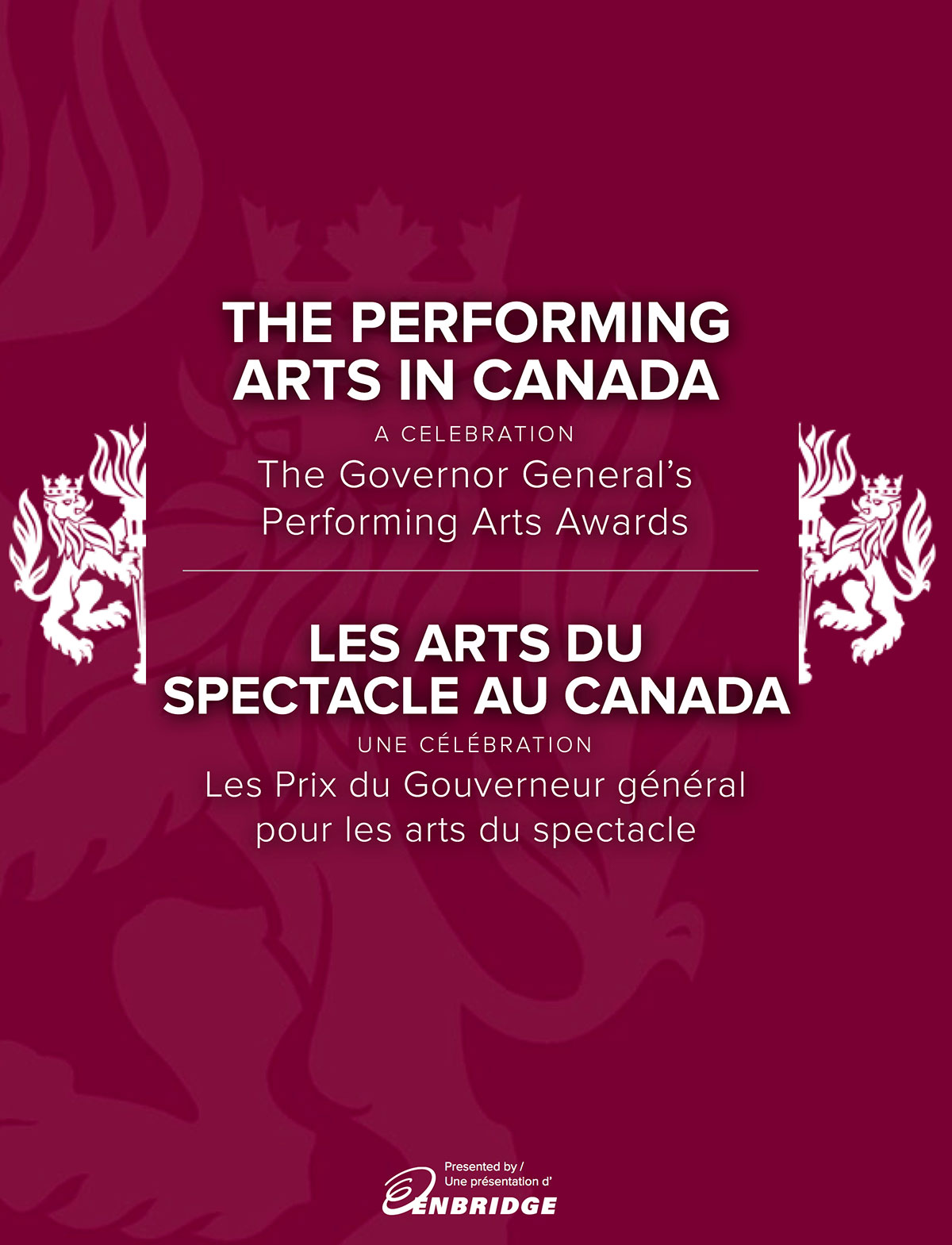 The Performing Arts in Canada