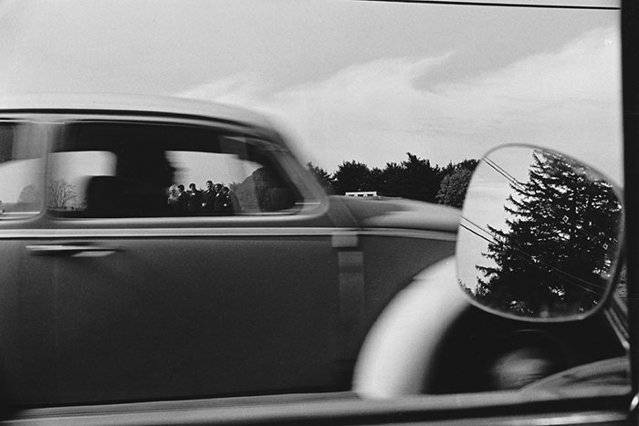 Photograph by Lee Friedlander
