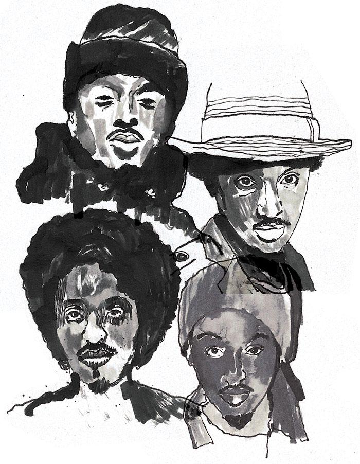 Illustration by Leon Gylve