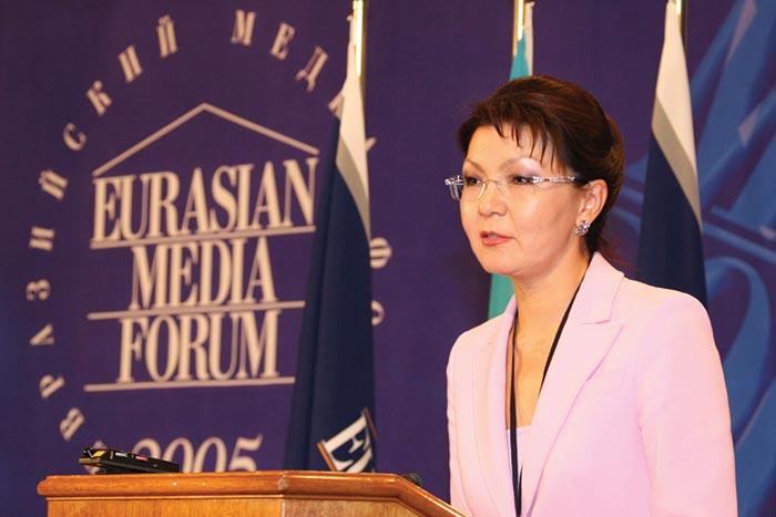Photograph courtesy of Eurasian Media Forum