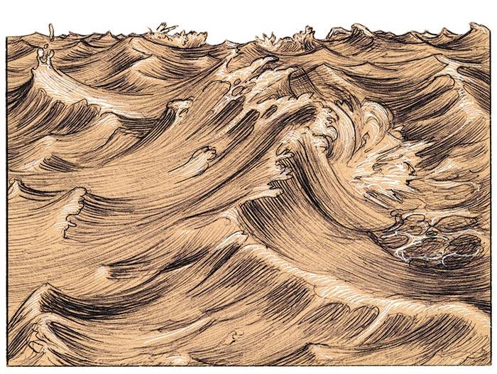 Illustration by Michelangelo Iaffaldano