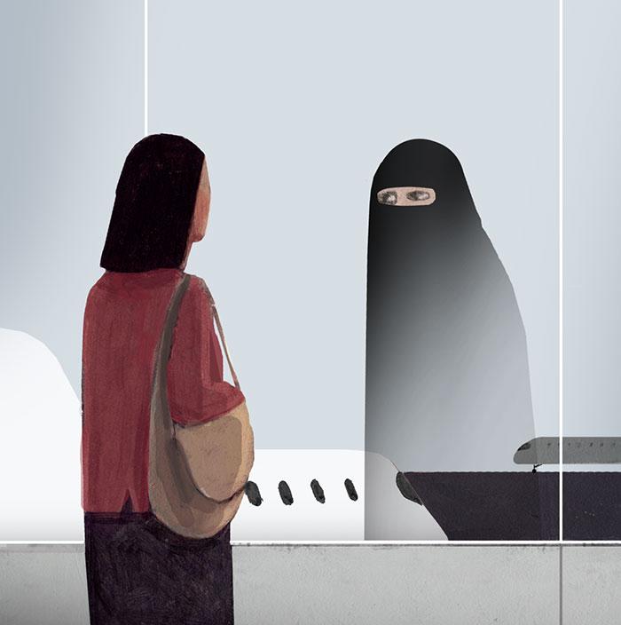 Illustration by Mathieu Lavoie