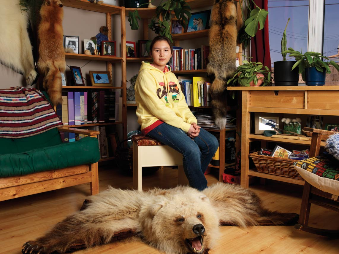 Growing Up in Cambridge Bay