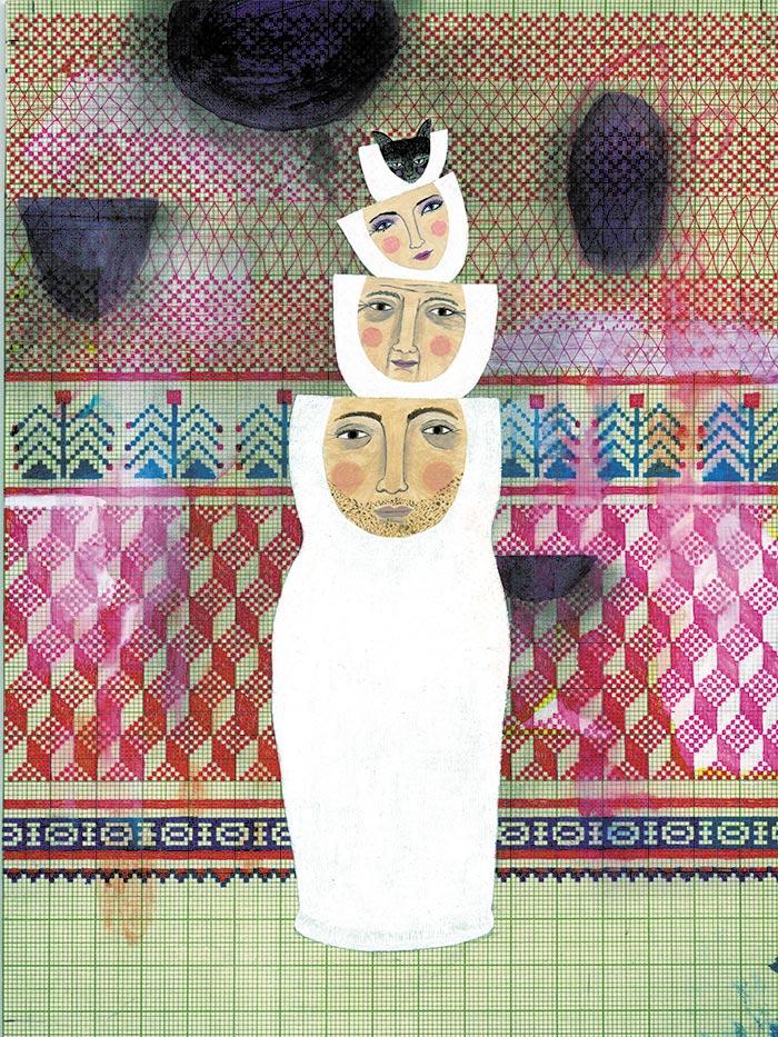 Illustration by Marlena Zuber
