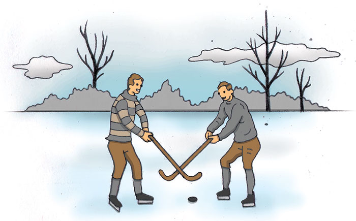 The Meaning Of Hockey: Our Game Is Like No Other - Nor Is Its History