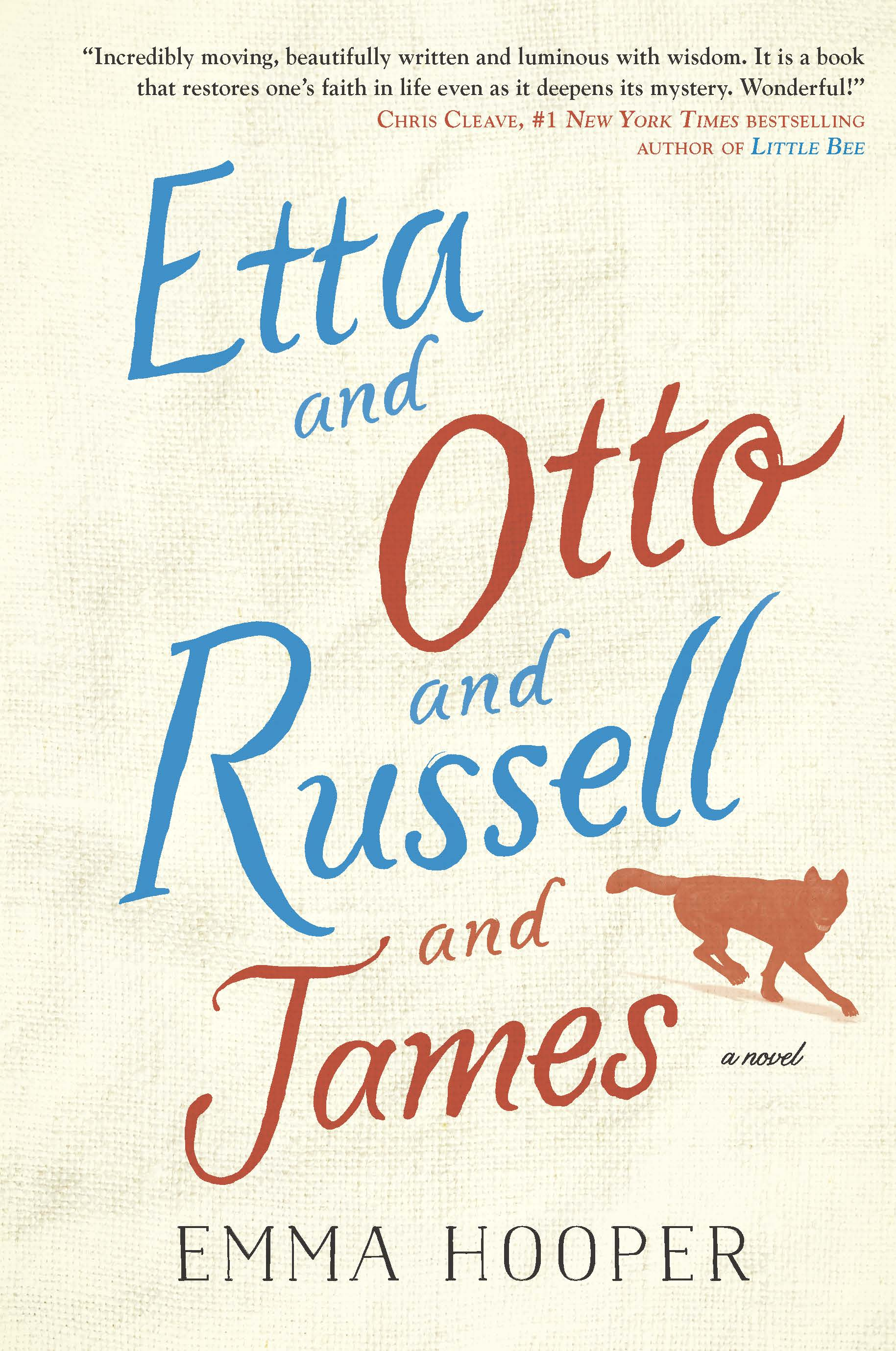 Etta and Otto and Russell and James book jacket