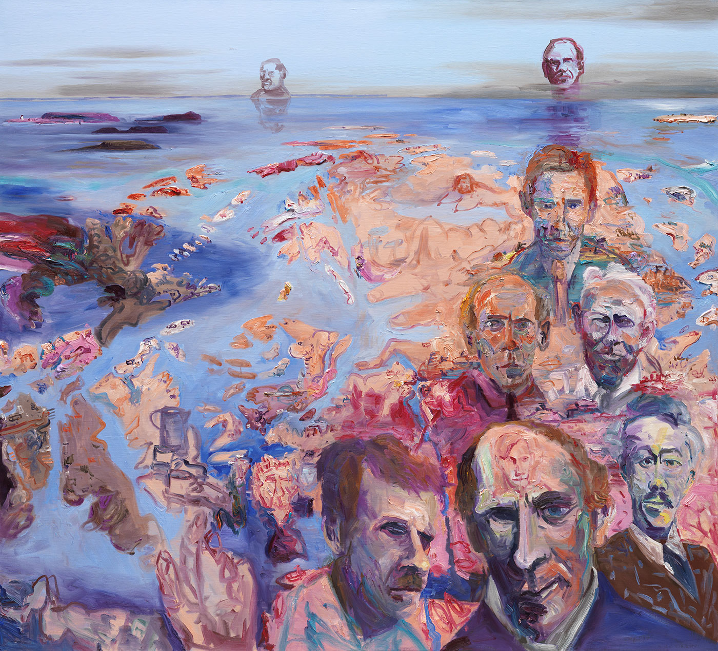 Artwork by John Hartman