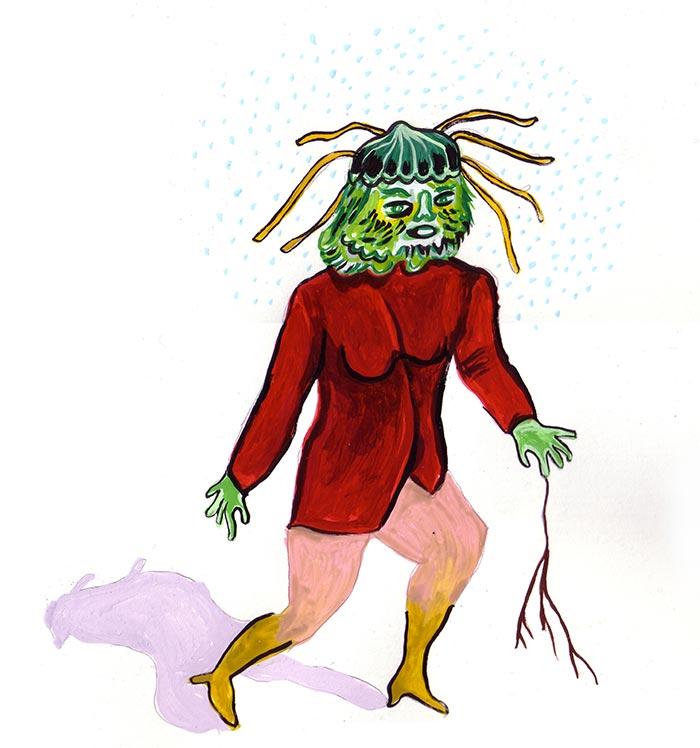 Illustration by Clark Burke