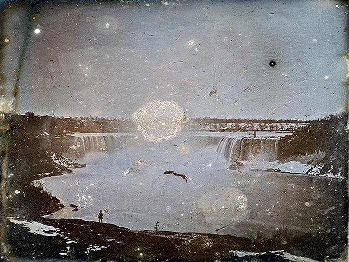 Niagara Falls, 1840