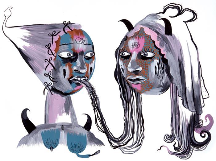 Illustration by Fiona Smyth