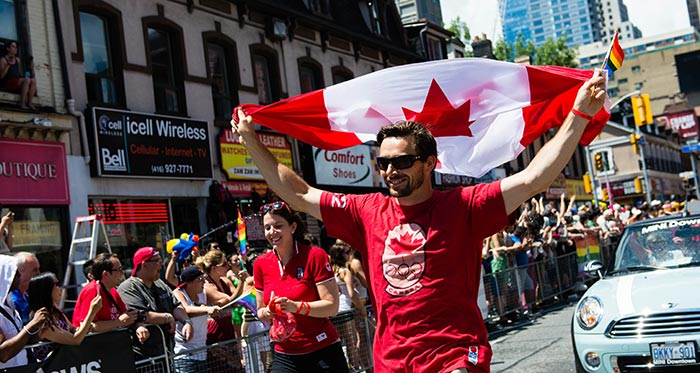 Photograph by the Canadian Olympic Committee/Winston Chow