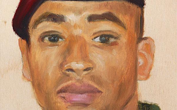 Portraits of the War