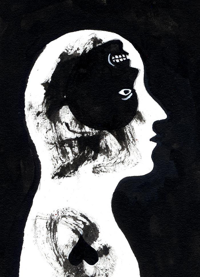 Artwork by Balint Zsako