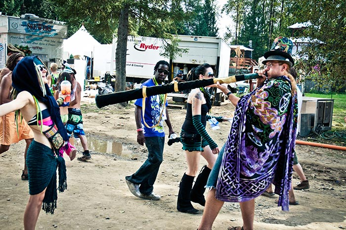 Photograph by Leah Gair/Shambhala Music Festival