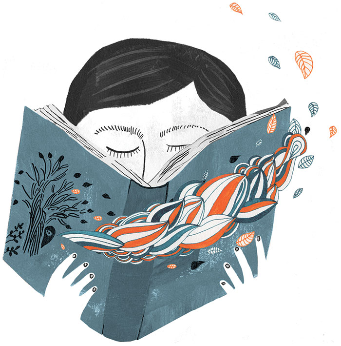 Illustration by Hanna Barczyk
