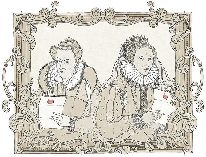 Illustration by Ted Barker