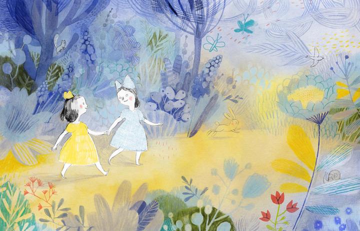Illustration by Isabelle Arsenault