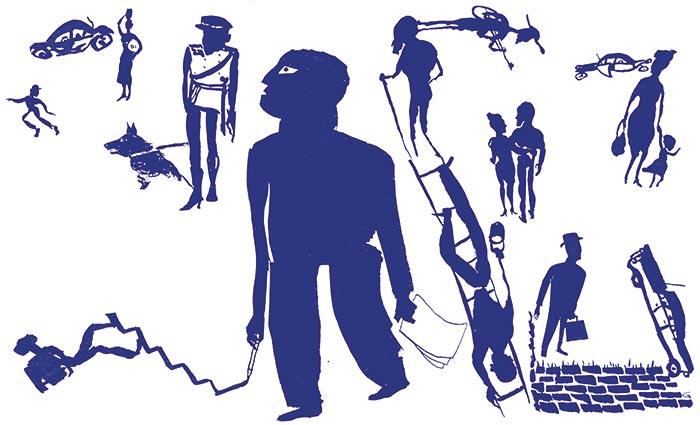 Illustration by Gail Geltner